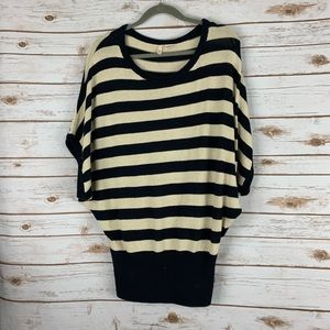 MOTH Anthropologie Batwing Dolman Sweater Small